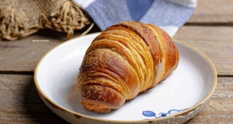 RICETTA: Cornetti con sfogliatura veloce con marmellata di clementine alla vaniglia