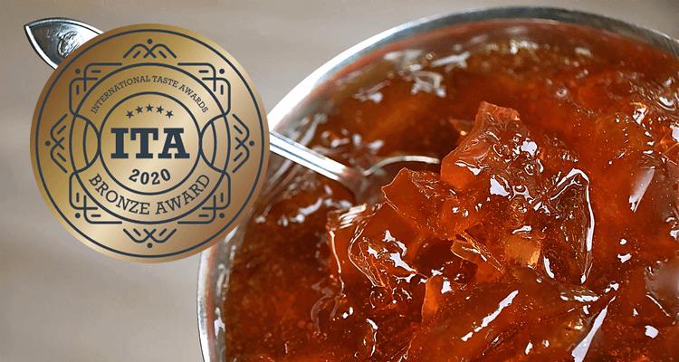 La Marmellata di Pompelmi Rosa premiata agli ITA Awards 2020