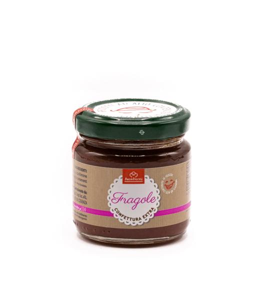 Confettura extra di fragole (110 g)