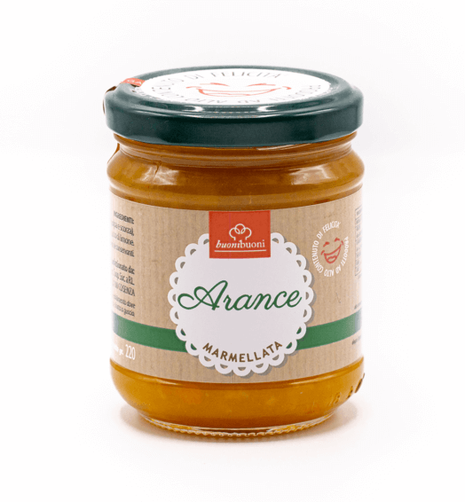 Marmellata di arance (220 g)