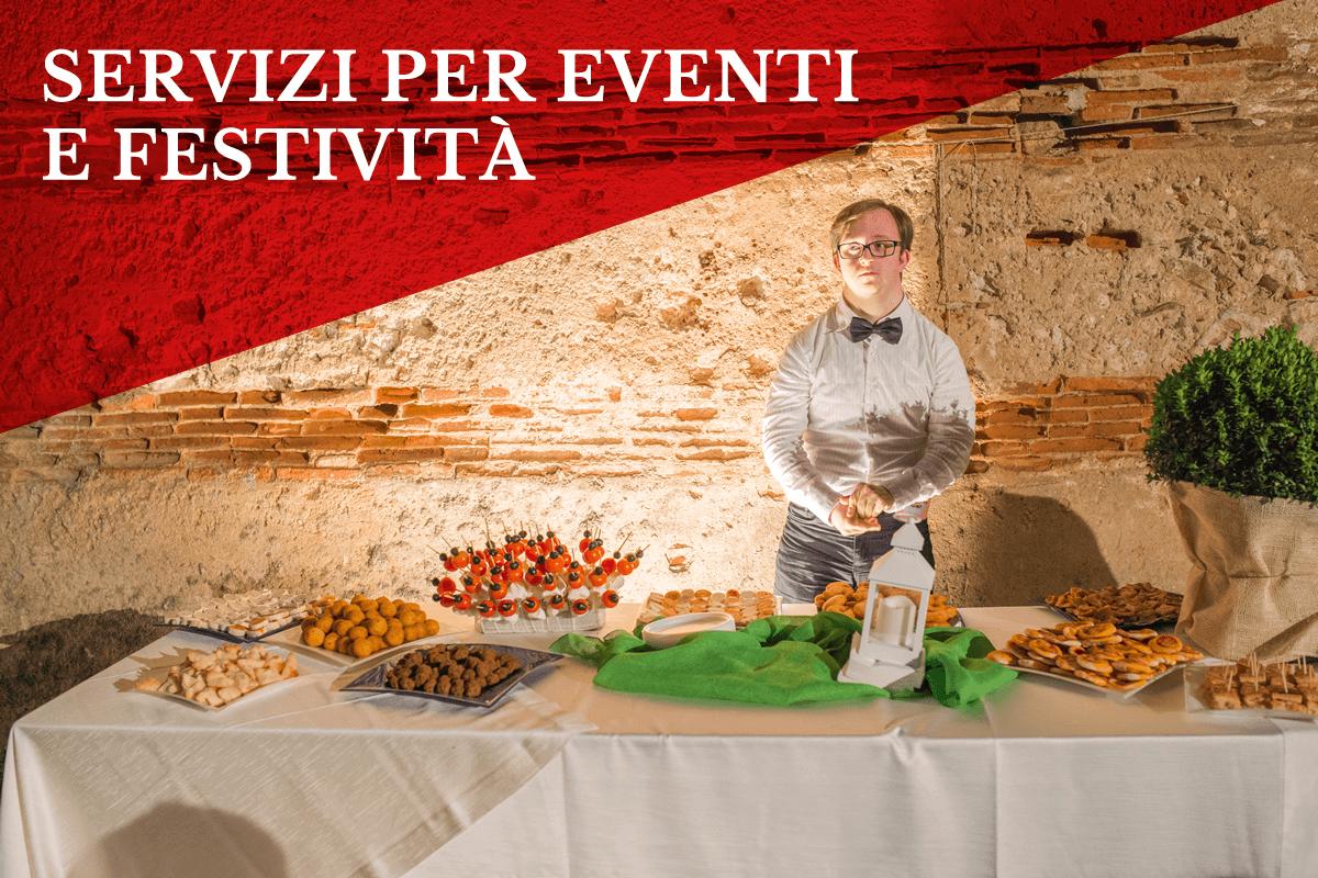 buonibuoni - Servizi per eventi e festività