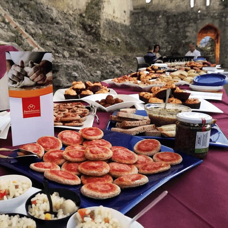buonibuoni - Catering
