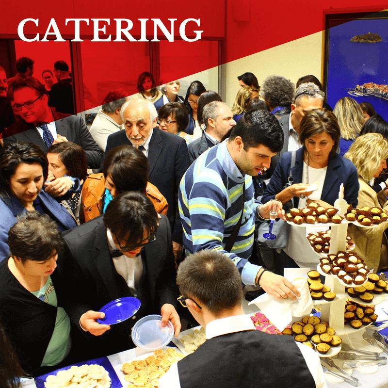 buonibuoni - Servizi di catering per conferenze