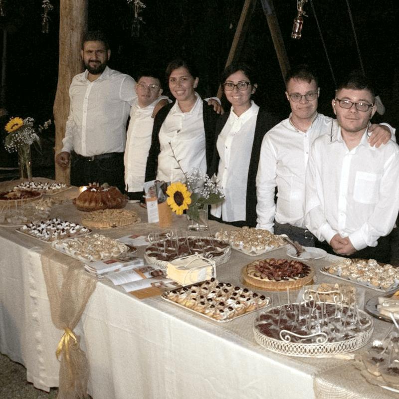 buonibuoni - Catering ad alto contenuto di felicità