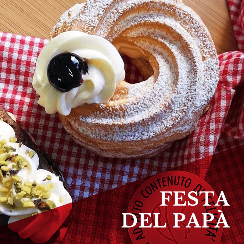buonibuoni - Festa del papà - zeppole di San Giuseppe