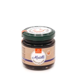 Confettura extra di mirtilli (110 g)